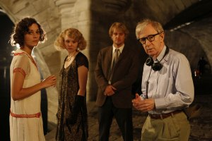 Woody Allen Midnight in Paris