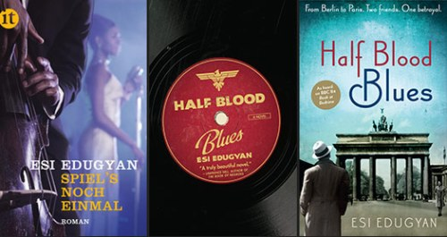 Esi Edugyan, Half-Blood Blues