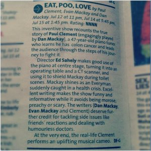 Eat Poo Love review
